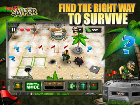 Crazy Sapper 3D v2.22 + data
