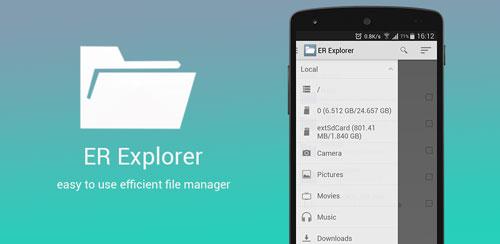 ER Explorer Full v1.6.5