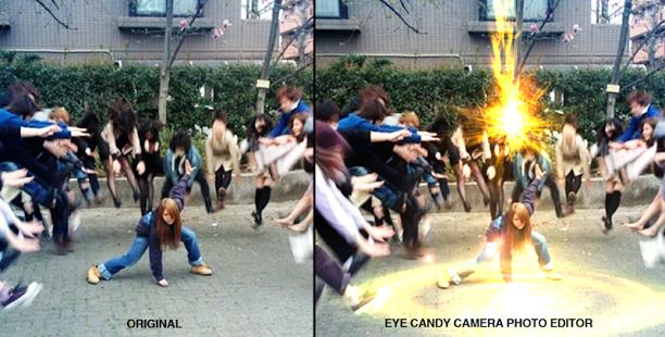 Eye Candy Camera Photo Editor v7.5