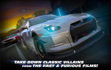 Fast & Furious: Legacy v3.0.2 + data