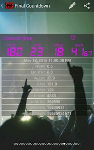 Final Countdown – Day Timer Full v4.14.9