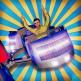 Funfair Ride Simulator 3789