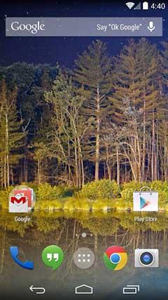 Google Now Launcher v1.1.1.1706998