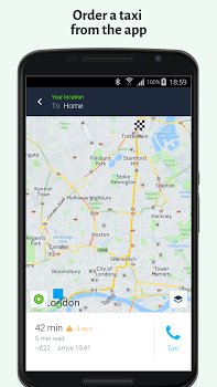 HERE WeGo – City Navigation v2.0.11424 + data