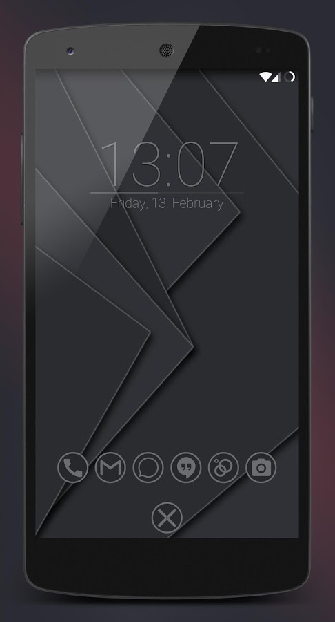 Just Grey Icon Pack v1.0
