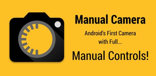 Manual Camera v3.7.2