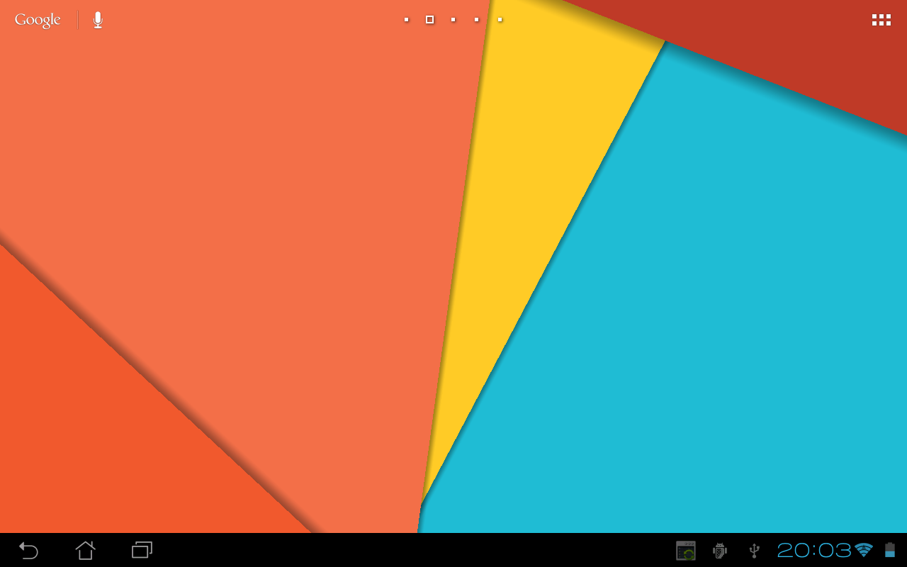 Material Design Live Wallpaper Premium v1.8