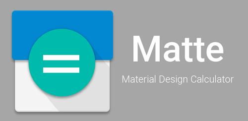 Matte 1.0