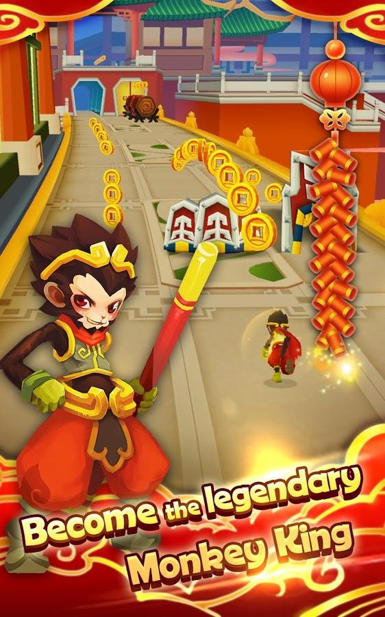 Monkey King Escape v1.0.6