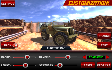 Offroad Legends v1.3.7 + data