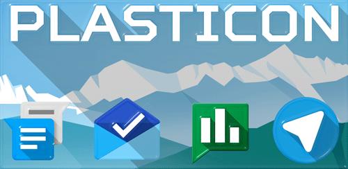 PLASTICON – Icon Pack v1.0.4