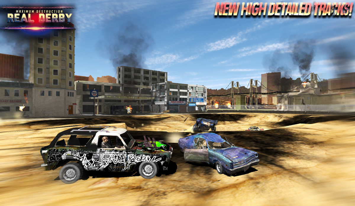 Real Derby Racing 2015 v2.0 + data
