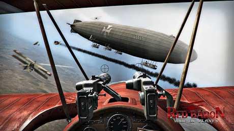 Red Baron: War of Planes v1.5