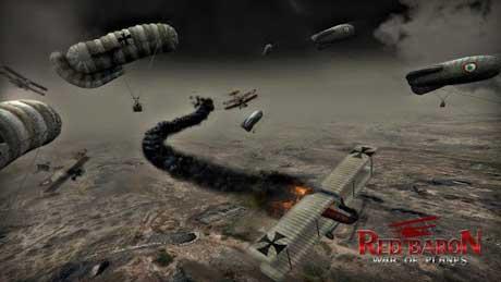 دانلود Red Baron: War of Planes - بازی نبرد هواپیماها اندروید