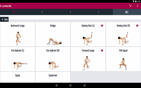 Runtastic Butt Trainer Workout v1.6