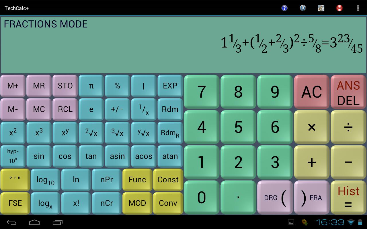 Scientific Calculator Pro v6.3.0