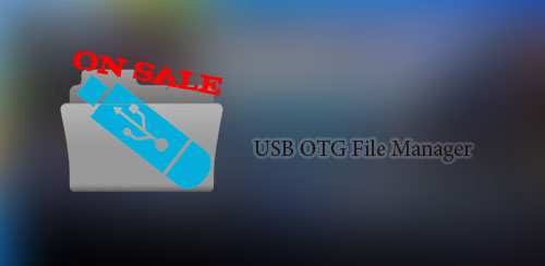 USB OTG File Manager v1.1