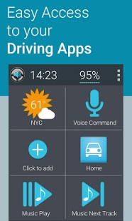 UCD (trial) Award Winning Handsfree Driving v2.8.9.0