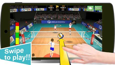 Volleyball Champions 3D – Online Sports Game v7.1