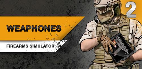 شبیه ساز تفنگ برای اندروید Weaphones™ Firearms Sim Vol 2 v1.3.0