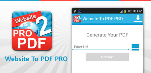 Website TO PDF PRO v1.7