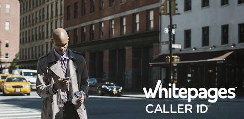 نرم افزار کالر آی دی قدرتمند Whitepages Caller ID 5.0.10