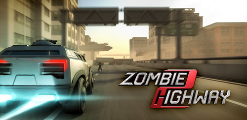 بازی بزرگراه زامبی 2 اندروید Zombie Highway 2 v1.0