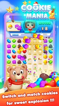 Cookie Mania 2 – Winter Crush v1.5.7
