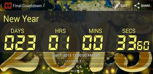 Final Countdown – Day Timer Full v4.16.3