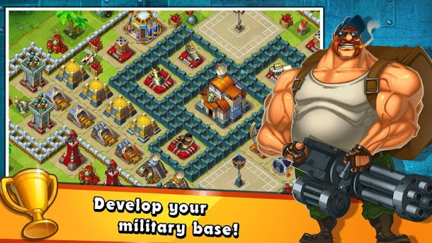 Jungle Heat: War of Clans v2.1.3