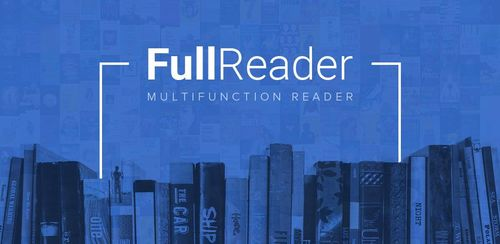FullReader – all e-book formats reader v4.2.3 build 212