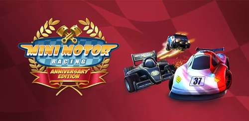 Mini Motor Racing v2.0.2 + data
