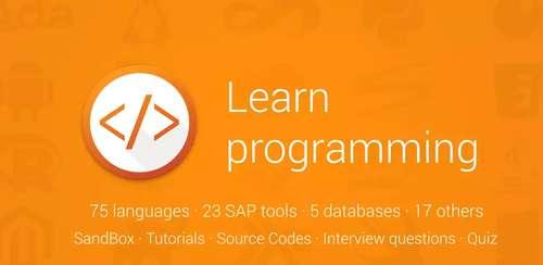Learn programming Premium v7.0