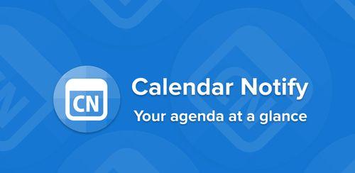 Calendar Notify Premium v1.15.240