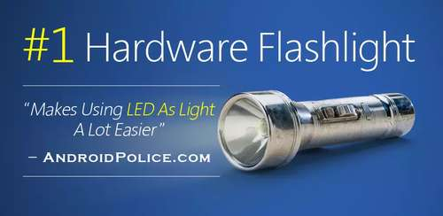 Power Button FlashLight – LED Flashlight Torch v3.1