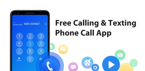 Free phone calls, free texting SMS on free number v4.13.5