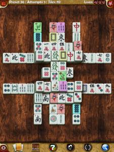 تصویر محیط Random Mahjong v1.4.8