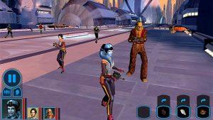 تصویر محیط Star Wars™: KOTOR v1.0.7 build 48 + data