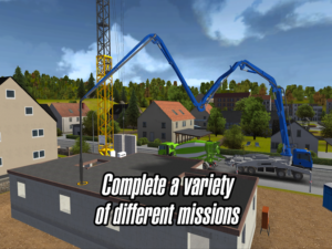 تصویر محیط Construction Simulator 2014 v1.12 + data