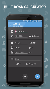 Fuel Manager Pro (Consumption) v26.00