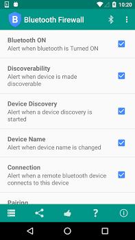 Bluetooth Firewall v4.0