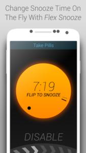 تصویر محیط Life Time Alarm Clock v3.06lt