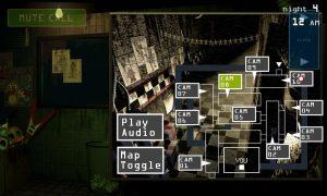 تصویر محیط Five Nights at Freddy's 3 v1.07