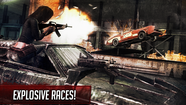 Death Race ® – Shooting Cars v1.0.7 + data