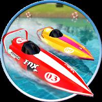 بازی قایق های پر سرعت با 40 مرحله آیکون