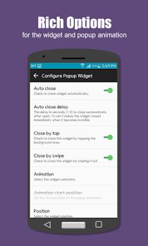 Popup Widget 3 v3.1.5