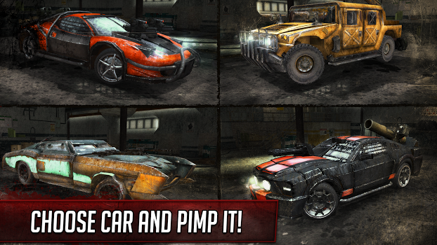 Death Race ® – Shooting Cars v1.1.1 + data