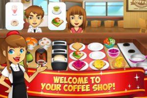 تصویر محیط My Coffee Shop – Coffeehouse Management Game v1.0.26