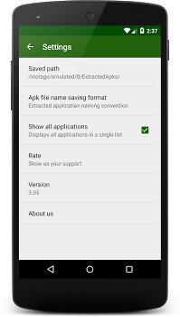 Apk Extractor v4.1.2
