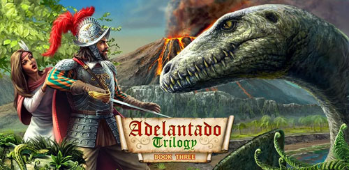 Adelantado Trilogy. Book Three v1.0 + data